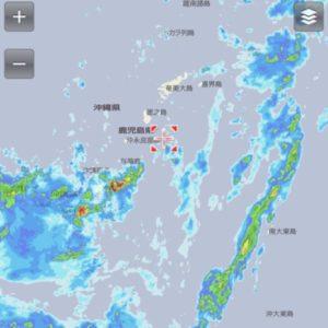 奄美大島アメダス